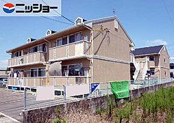 堀尾エルコートB[2階]の外観