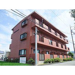 静岡県伊豆の国市四日町の賃貸マンションの外観