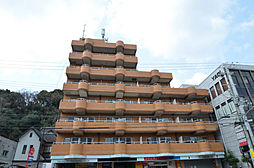 岡町中村コーポ[401号室]の外観