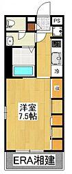 リブリ・高島台[2階]の間取り