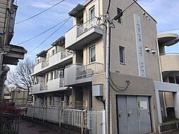 ベルトピア新松戸[205号室]の外観