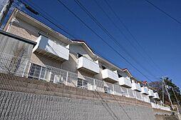 茨城県日立市滑川町3丁目の賃貸アパートの外観