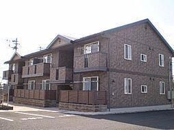 富山県富山市東富山寿町1丁目の賃貸アパートの外観