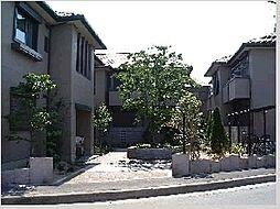 ヴィリジアン・ガーデン B棟[1階]の外観