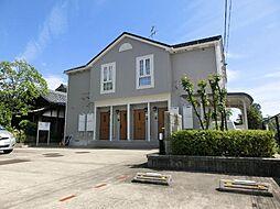 愛知県清須市上条織部の賃貸アパートの外観