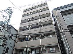アクティ北堀江[6階]の外観