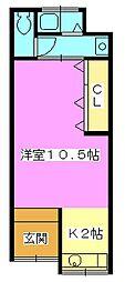 [テラスハウス] 大阪府守口市寺方元町1丁目 の賃貸【大阪府 / 守口市】の間取り