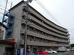 愛知県名古屋市守山区西城2丁目の賃貸マンションの外観