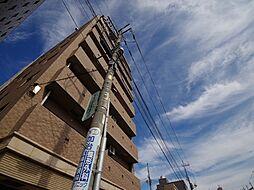 栃木県宇都宮市南大通り4丁目の賃貸マンションの外観