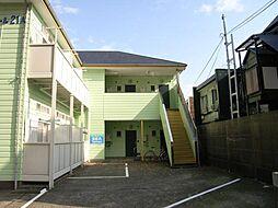 湘南台ドミール21A[1階]の外観
