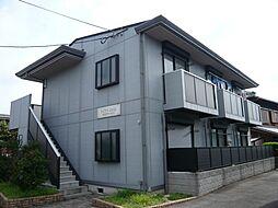ロイヤル京田辺B[1階]の外観