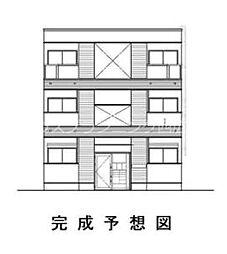 広島電鉄宮島線 修大協創中高前駅 徒歩4分の賃貸アパート