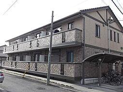 埼玉県さいたま市中央区下落合4丁目の賃貸アパートの外観