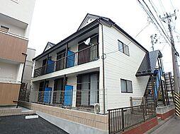 ハイツNEMOTO[1階]の外観