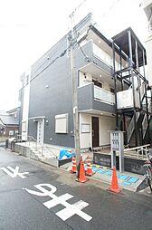埼玉県さいたま市中央区本町西2丁目の賃貸アパートの外観