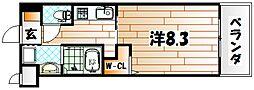 ラグーナ田原新町[3階]の間取り