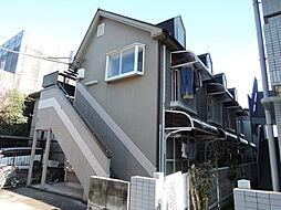 若葉富士見アパート[202号室]の外観