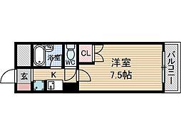 光寿ビル[5階]の間取り