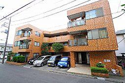 埼玉県川口市末広2丁目の賃貸マンションの外観