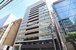大阪府大阪市中央区平野町2丁目の賃貸マンションの外観