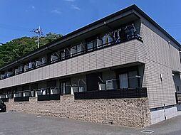 アビタシオン奈佐原A棟[2階]の外観