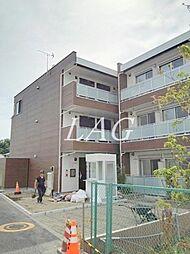 東京都板橋区若木3丁目の賃貸マンションの外観