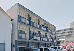 広島県広島市西区大芝2丁目の賃貸マンションの外観