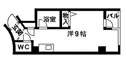 ゼットハウス[303号室]の間取り