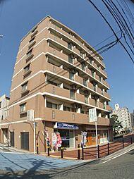 福岡県宗像市栄町の賃貸マンションの外観