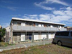 コーポ本郷[1階]の外観