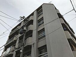 大阪府大阪市西成区天神ノ森1丁目の賃貸マンションの外観