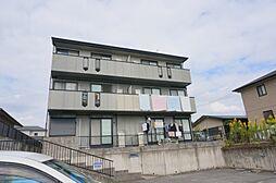 奈良県大和郡山市代官町の賃貸アパートの外観