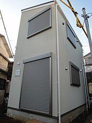ビームス和田町[102号室]の外観