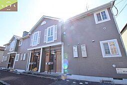 奈良県橿原市曽我町の賃貸アパートの外観
