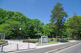 公園将軍池公園まで400m
