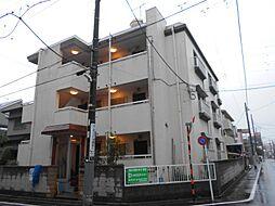 小高マンション[1階]の外観