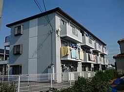埼玉県北葛飾郡松伏町田中2丁目の賃貸マンションの外観