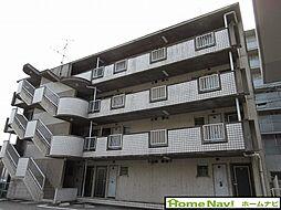 旭マンション[3階]の外観