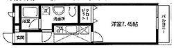 JUN湘南[306号室]の間取り