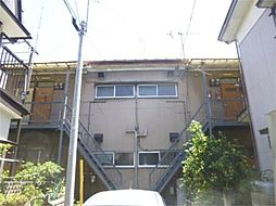 十条荘[2階]の外観