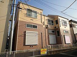 ラ・シャンス東橋本第3 2号棟[203号室]の外観
