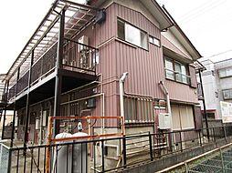 第二高橋アパート[202号室]の外観