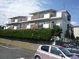 東京都町田市小川4丁目の賃貸マンションの外観