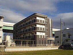 愛知県北名古屋市中之郷天神の賃貸マンションの外観