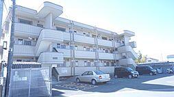 埼玉県熊谷市拾六間の賃貸マンションの外観
