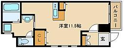 マービーハウス1[1階]の間取り