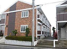 神奈川県藤沢市円行2丁目の賃貸アパートの外観