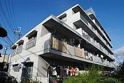 箕面パークハイツ[1階]の外観