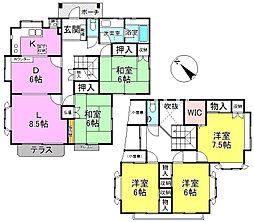 唐木田駅 3,998万円