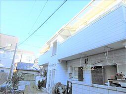 大阪府寝屋川市黒原城内町の賃貸アパートの外観